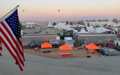 Hemp Farming Crossroads:  The Hemp Village at Tulare's World Ag Expo
